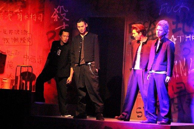 劇団番町ボーイズ☆第10回本公演 舞台『クローズZERO』舞台写真_7