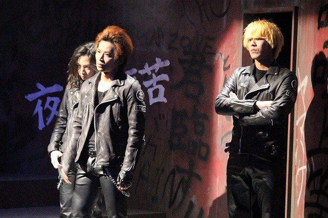 劇団番町ボーイズ☆第10回本公演 舞台『クローズZERO』舞台写真_8