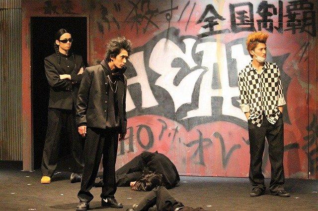劇団番町ボーイズ☆第10回本公演 舞台『クローズZERO』舞台写真_9