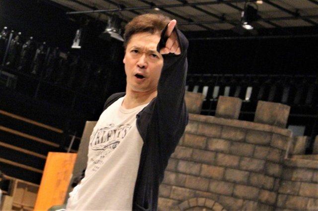 ミュージカル『HEADS UP!』稽古場レポート_11