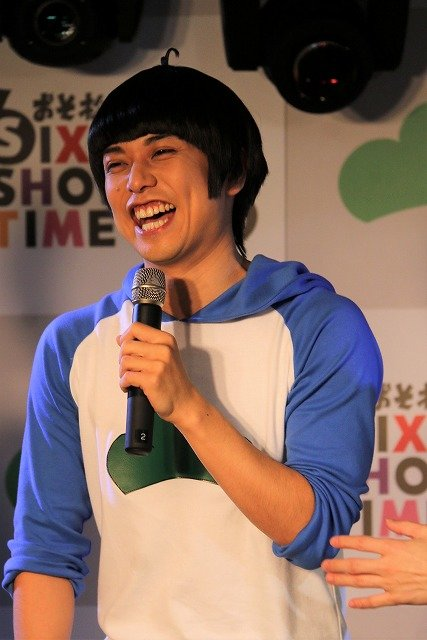 「おそ松さん on STAGE ~SIX MEN'S SHOW TIME 2~」会見画像_10.jpg