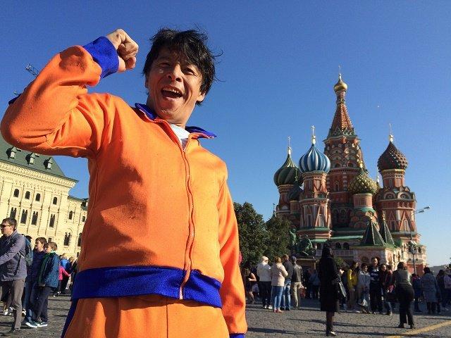 スタンダップコメディアン・清水宏がロシアに単身上陸!12月15日・16日に報告ライブ開催