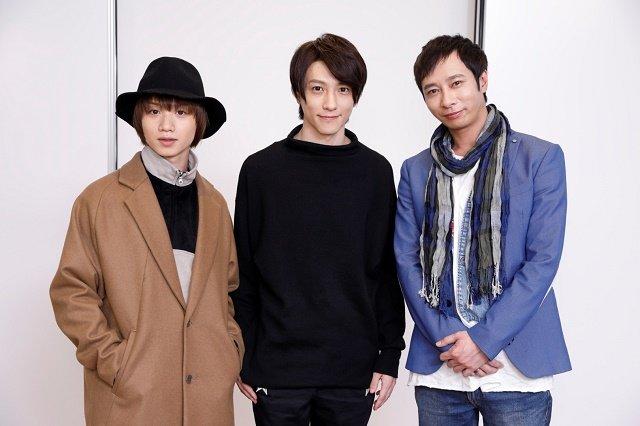 12月28日WOWOWで「ダンガンロンパ」シリーズ舞台2作品を放送!鈴木拡樹、植田圭輔、いしだ壱成による副音声解説も