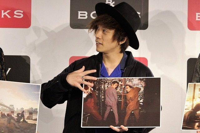 植原卓也、平間壮一、水田航生カレンダー&DVD発売_12