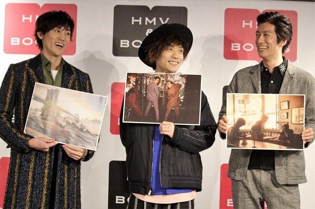 植原卓也、平間壮一、水田航生カレンダー&DVD発売_16