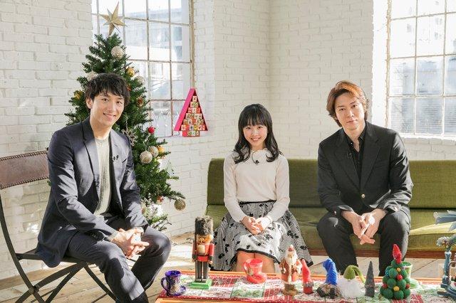 WOWOWのバレエ情報番組「バレエ☆プルミエール」クリスマス・イブ放送回のゲストは宮尾俊太郎