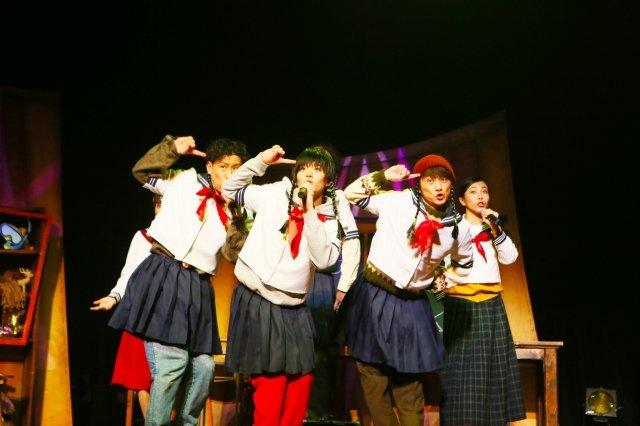 OFFICE SHIKA REBORN『パレード旅団』舞台写真_3