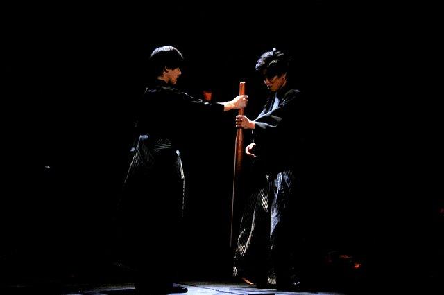 BSP『新選組』舞台写真_12