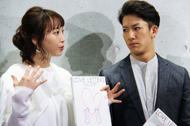 尾上右近×松井玲奈『ラヴ・レターズ』 _6