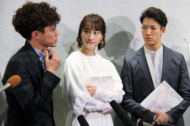 尾上右近×松井玲奈『ラヴ・レターズ』 _7