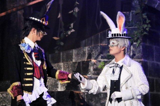 2.5次元ダンスライブ「ツキウタ。」ステージ 第5幕『Rabbits Kingdom』_10