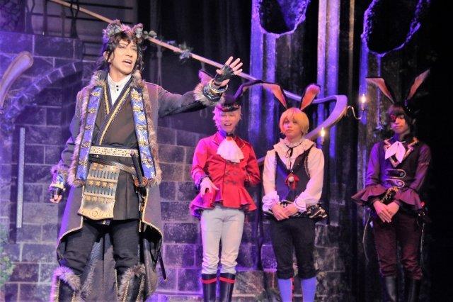 2.5次元ダンスライブ「ツキウタ。」ステージ 第5幕『Rabbits Kingdom』_11