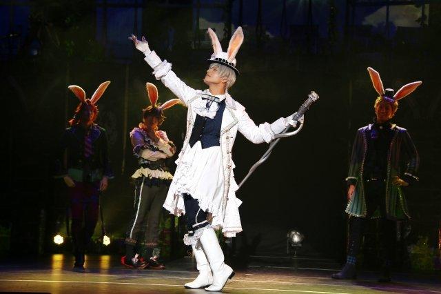 2.5次元ダンスライブ「ツキウタ。」ステージ 第5幕『Rabbits Kingdom』_3
