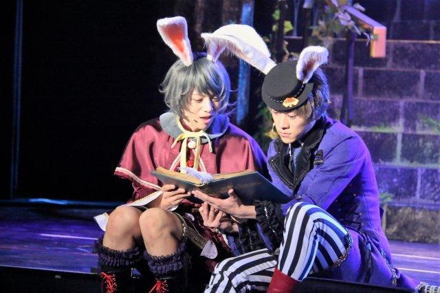 2.5次元ダンスライブ「ツキウタ。」ステージ 第5幕『Rabbits Kingdom』_4