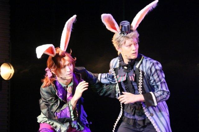 2.5次元ダンスライブ「ツキウタ。」ステージ 第5幕『Rabbits Kingdom』_5