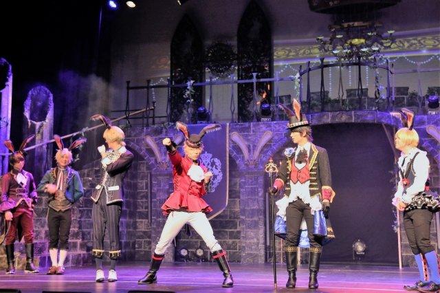 2.5次元ダンスライブ「ツキウタ。」ステージ 第5幕『Rabbits Kingdom』_7