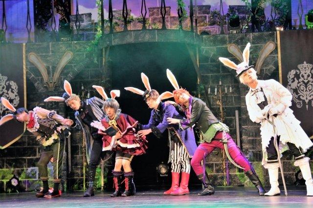 2.5次元ダンスライブ「ツキウタ。」ステージ 第5幕『Rabbits Kingdom』_8
