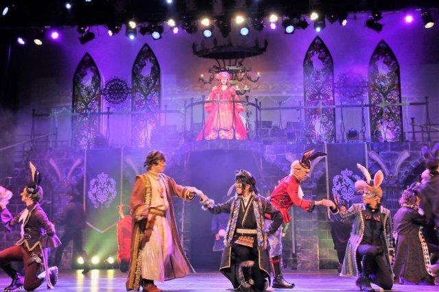 2.5次元ダンスライブ「ツキウタ。」ステージ 第5幕『Rabbits Kingdom』_9