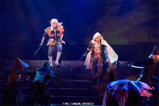 舞台『刀剣乱舞』三つら星刀語り舞台写真_6