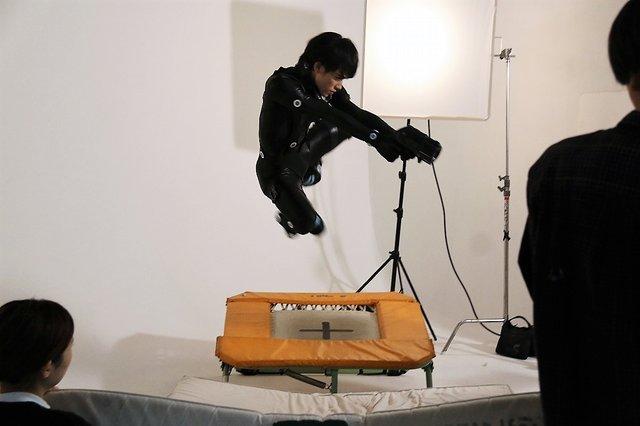 舞台『GANTZ:L』ビジュアル撮影レポート_9