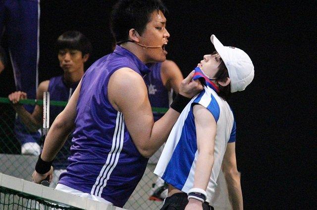 ミュージカル『テニスの王子様』3rdシーズン 青学(せいがく)vs比嘉_舞台写真2