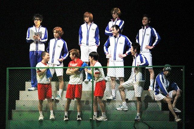 ミュージカル『テニスの王子様』3rdシーズン 青学(せいがく)vs比嘉_舞台写真4