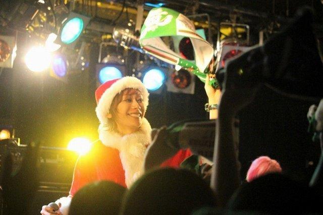 KIMERUワンマンライブ「Merru Christmas 2017」ステージ写真_10