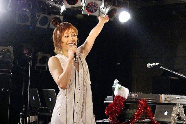 KIMERUワンマンライブ「Merru Christmas 2017」ステージ写真_13