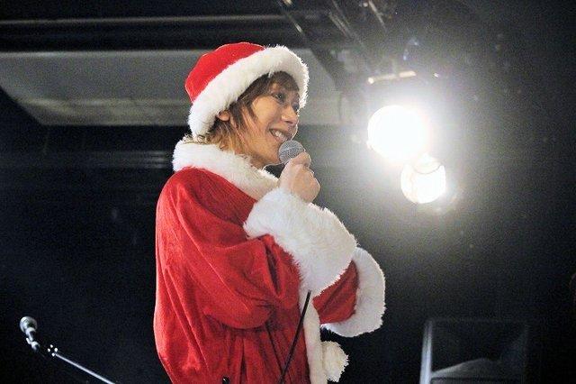 KIMERUワンマンライブ「Merru Christmas 2017」ステージ写真_14