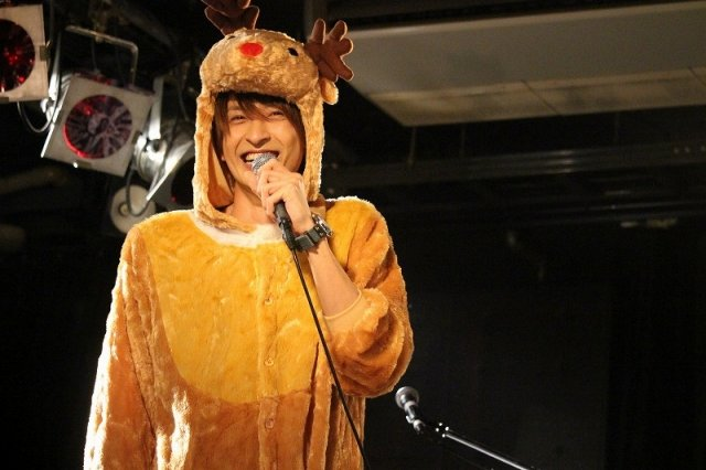 KIMERUワンマンライブ「Merru Christmas 2017」ステージ写真_7