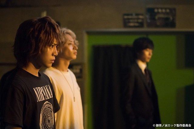 『御茶ノ水ロック』TVドラマ第1話の場面写真到着!舞台は3月30日から