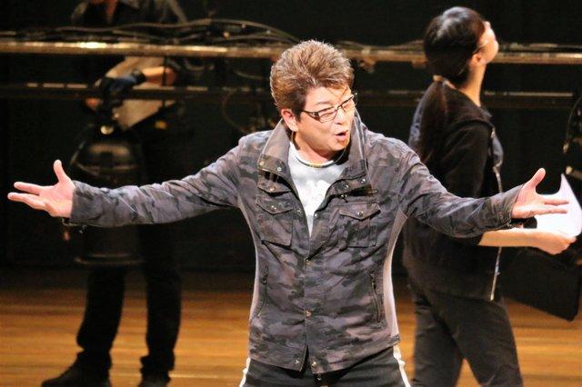 ミュージカル『HEADS UP!』舞台写真_2
