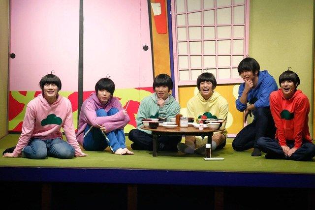 年末年始はどっぷり舞台SP!衛星劇場で「おそ松さん」「パタリロ」劇団☆新感線作品など48時間一挙放送