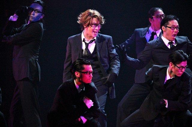『ミュージカル「黒執事」-Tango on the Campania-』舞台写真_12