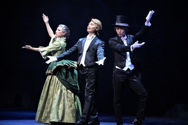 『ミュージカル「黒執事」-Tango on the Campania-』舞台写真_3