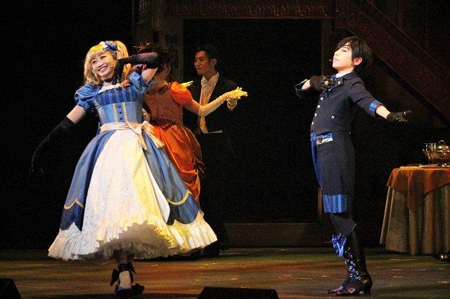 『ミュージカル「黒執事」-Tango on the Campania-』舞台写真_7
