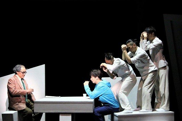 森山未來「3年前には感じなかったことが、今、胸に突き刺さる」舞台『プルートゥ PLUTO』開幕