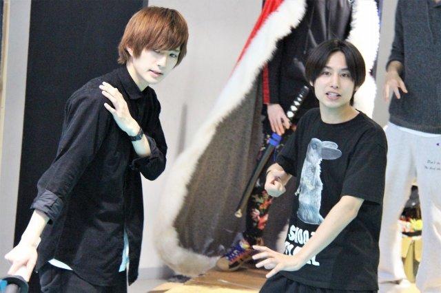 『イケメン革命◆アリスと恋の魔法 THE STAGE』稽古場写真_12