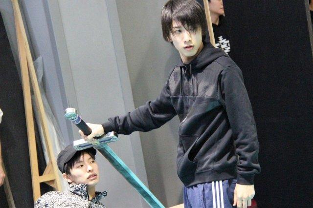 『イケメン革命◆アリスと恋の魔法 THE STAGE』稽古場写真_16