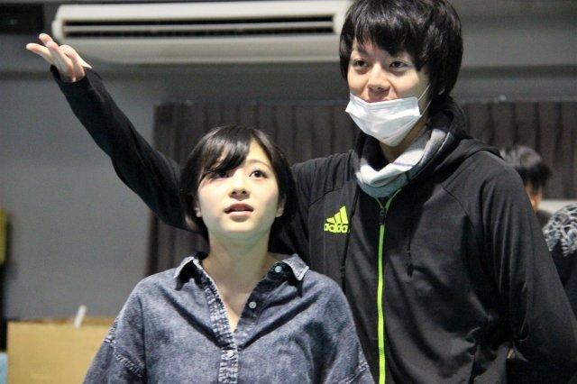『イケメン革命◆アリスと恋の魔法 THE STAGE』稽古場写真_2