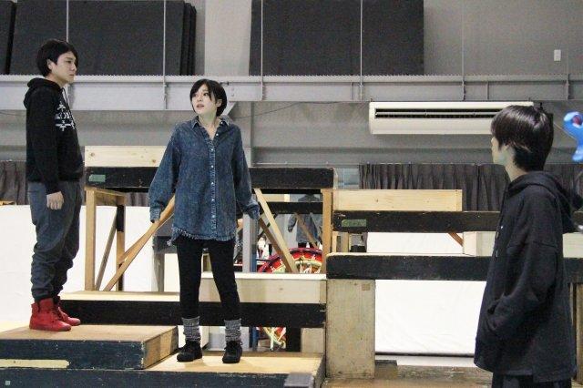 『イケメン革命◆アリスと恋の魔法 THE STAGE』稽古場写真_6