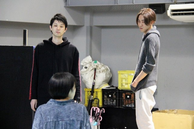 『イケメン革命◆アリスと恋の魔法 THE STAGE』稽古場写真_7