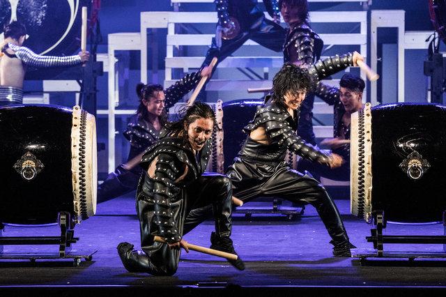 いよいよファイナル!DRUM TAO 2018年新春公演『ドラムロック 疾風 総出演』開幕