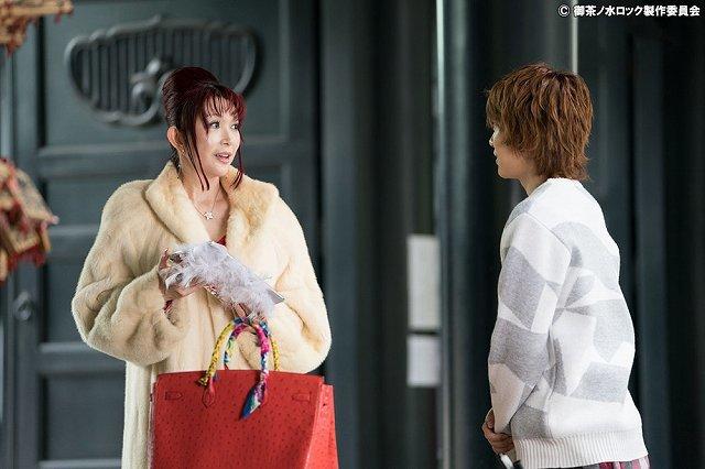 TVドラマ『御茶ノ水ロック』より第2話の場面写真公開!叶美香がゲスト出演