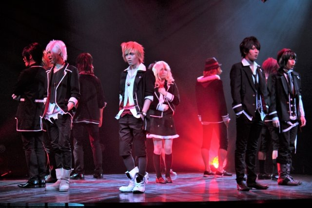 舞台『DIABOLIK LOVERS MORE,BLOOD』舞台写真_2