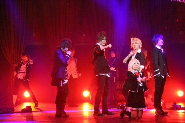 舞台『DIABOLIK LOVERS MORE,BLOOD』舞台写真_3