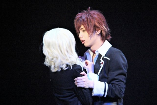 舞台『DIABOLIK LOVERS MORE,BLOOD』舞台写真_9