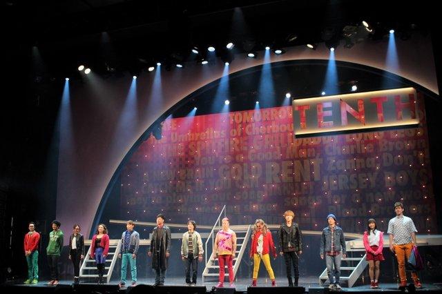 RENT、ZANNAキャストが登場!シアタークリエ10周年記念公演『TENTH』ガラコンサートレポート---http://enterstage.jp/news/2018/01/008850.html