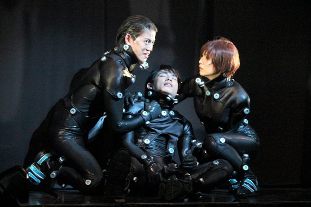 舞台『GANTZ:L 』-ACT&ACTION STAGE-舞台写真_7