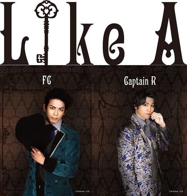 完全新作オリジナル舞台『Like A(ライカ)』キャストビジュアルを公開